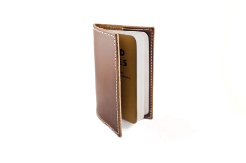 Field Notes Cover - Brown Horween Chromexcel