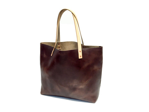 Everyday Tote - Brown