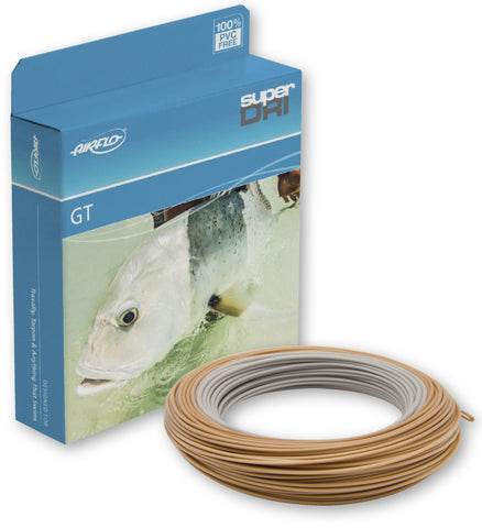 Airflo Fly Line Ridge GT Intermediate WF12I Clear Blue