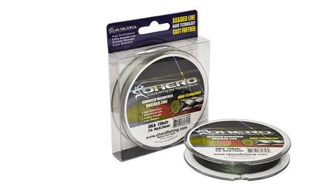 OHERO Advanced Microfiber Braided Fishing Line 150 yard Spools