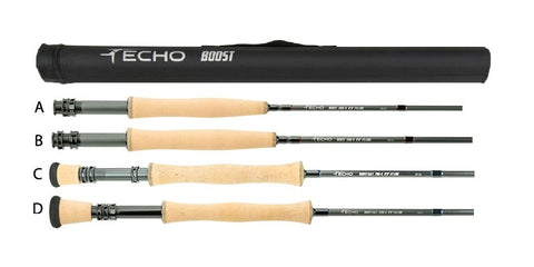 Echo Boost Fly Rod Freshwater Series