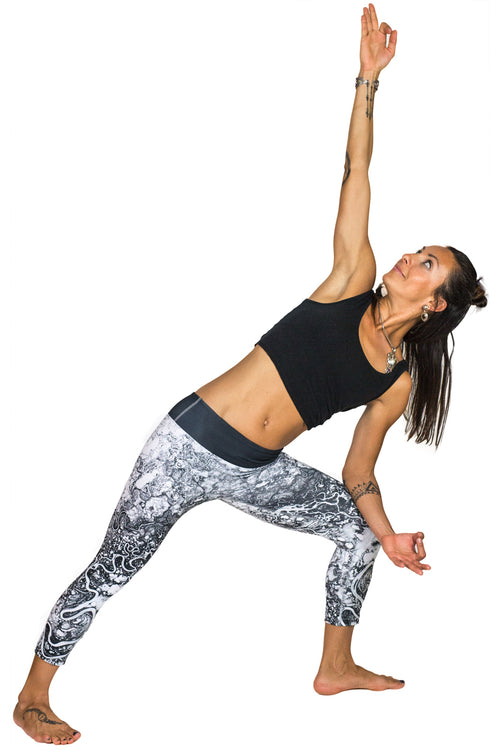 Capri Leggings - Yoga Fashion - Mayn River