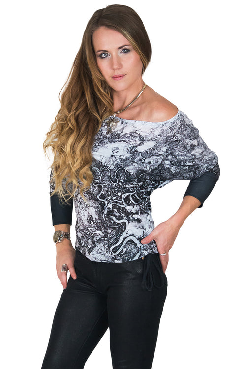 Dolman Top - Travel Clothes - Mayn River