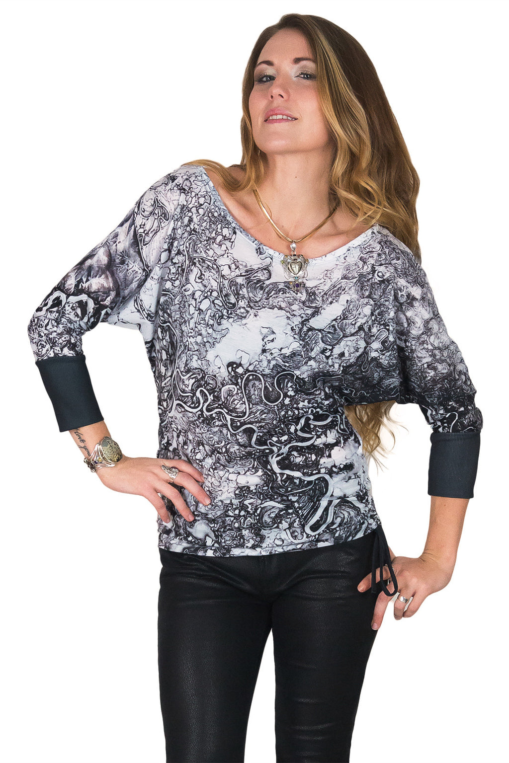 Dolman Top-Travel Clothes-Mayn River