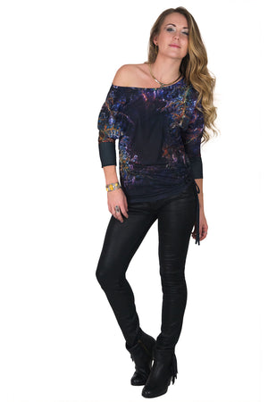 Dolman Top-Sustainable Fashion-Nature Lover Clothing-Ghadamis