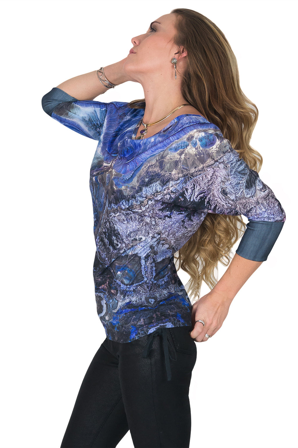 Dolman Top-Landscape Clothing-Atlas Mountains