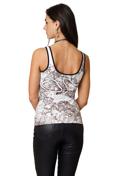 Tank Top - Nature Inspired Athletic Fashion- Mayn River