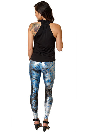 Leggings-Nature Inspired Athletic Fashion Kamchatka Leggings