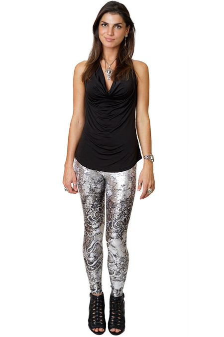 Leggings - Earth Art Festival Clothing - Mayn River