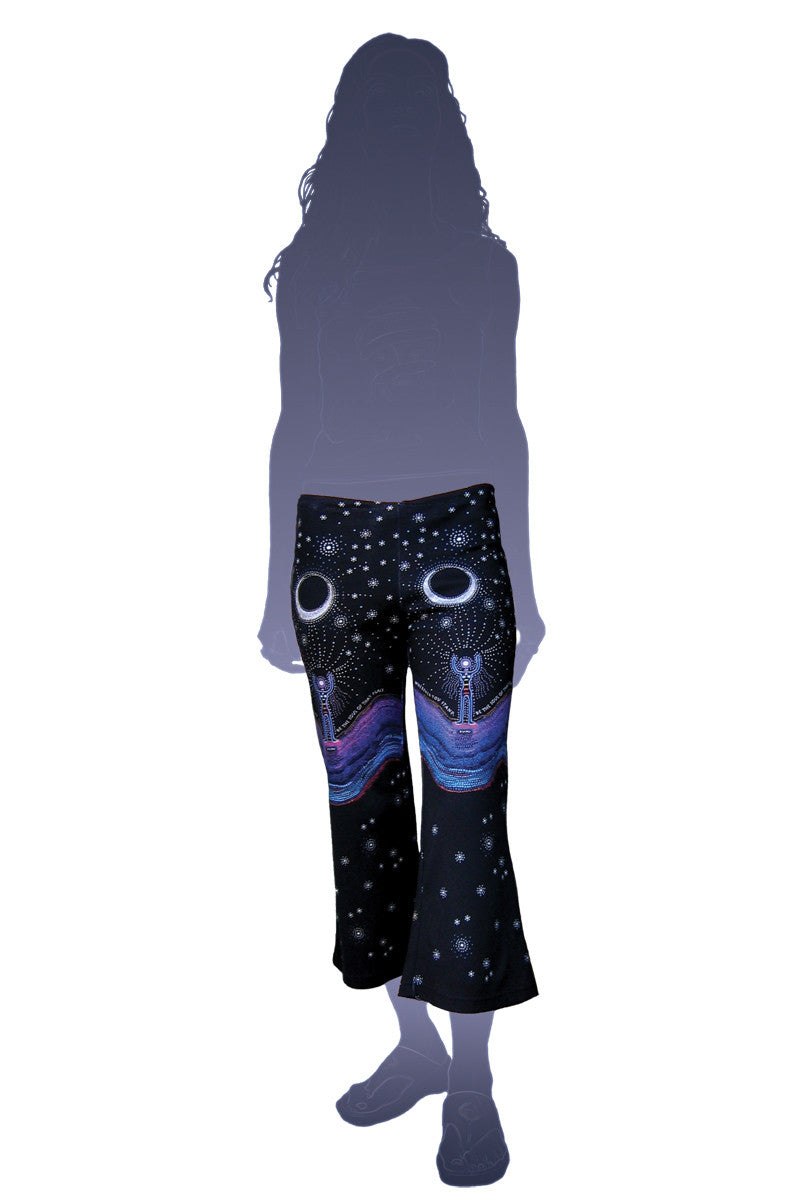Yoga Pants O Famous Moon