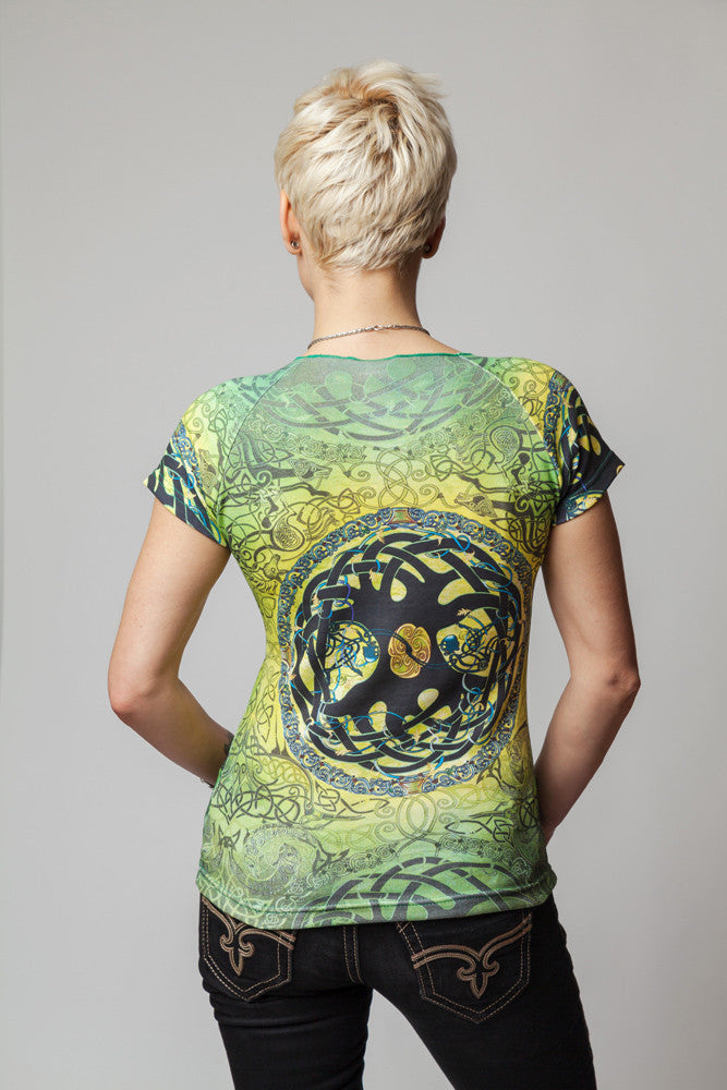 Short Sleeve Tree of Life