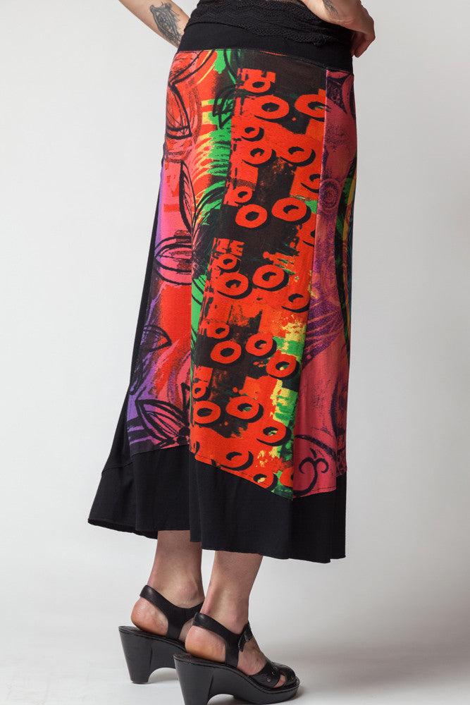 Jersey Visionary Graphics Skirt Buddha Within