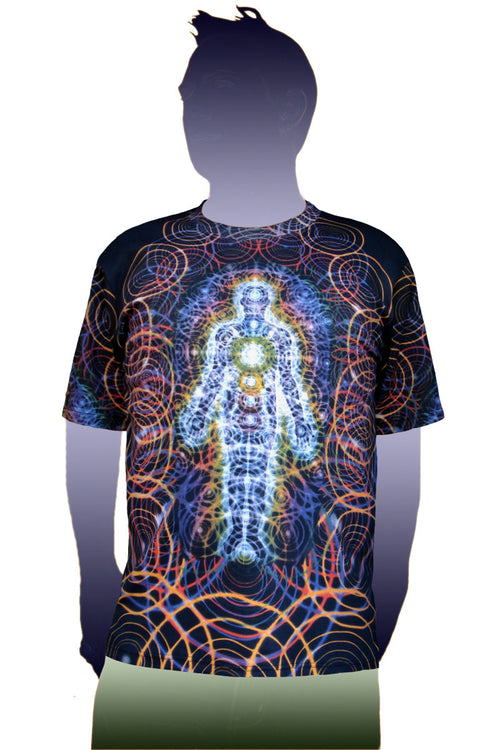 Alex Grey T shirt Body Mind