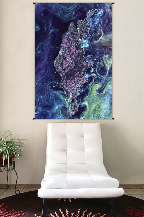 Nature Tapestry - Earth Tapestry - Fabric Tapestry - Van Gogh