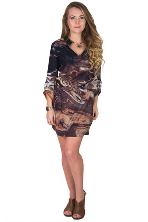 Travelers Dress - Travel the World Clothing - Dasht-e Kavir