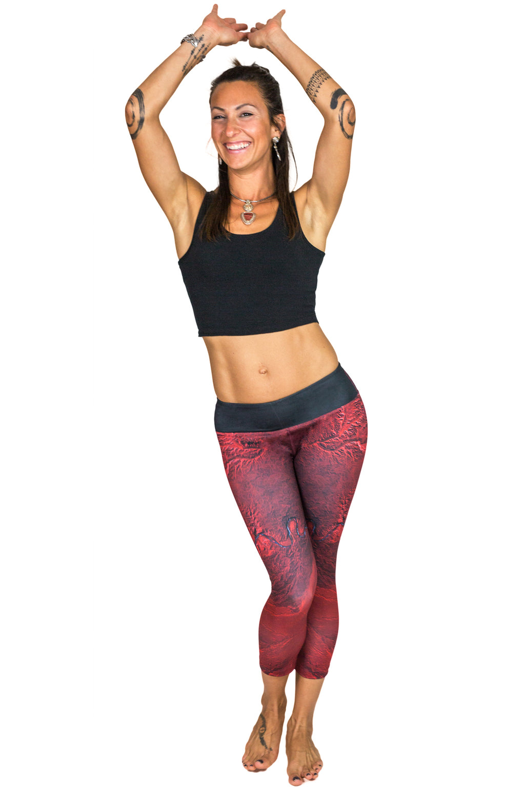 InVisions Clothing-Yoga Clothes for Women-Desolation Canyon