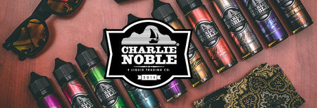 Vapes Wholesale Vape Premium E-Liquid Charlie Noble E-Liquid Charlie Noble