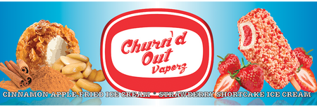 Churn'd Out by Majestic Now Available!