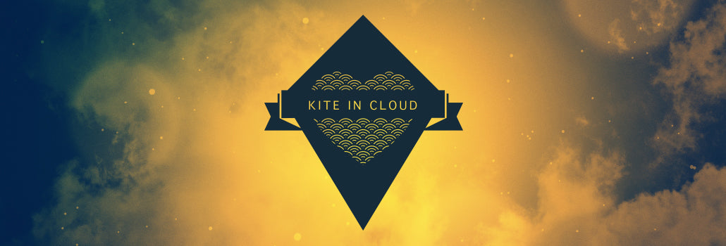 Kite in Cloud