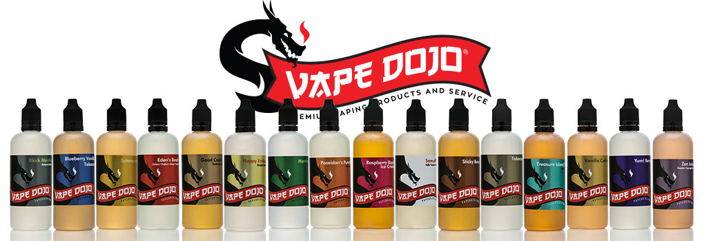 New Classic Juice from Vape Dojo
