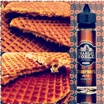 Vapes Wholesale Charlie Noble Stroopwaffle