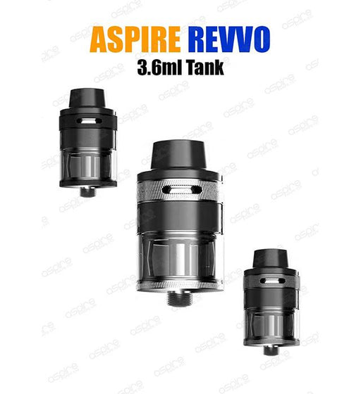 Aspire - Revvo Tank (3.6ml)