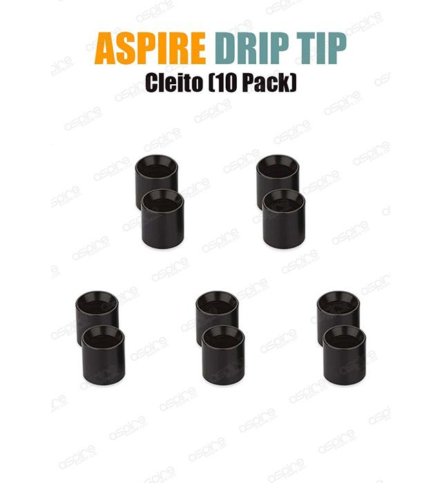 Aspire - Cleito Drip Tip (10-pack)