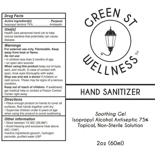 Hand Sanitizer Unscented