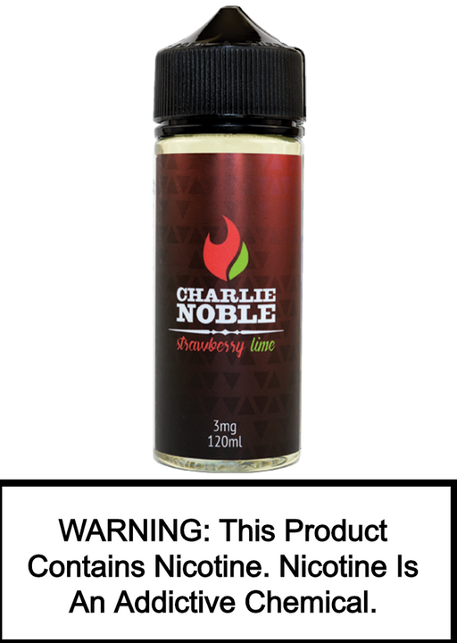 Charlie Noble Lime - Strawberry Lime