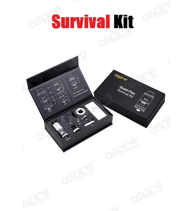 Aspire - Quad-Flex Survival Kit