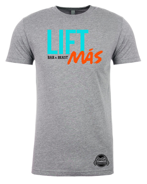 Lift Mas Men's Tee (Premium Heather)
