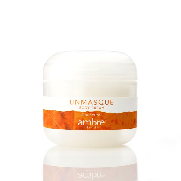 Ambre Essence Body Cream 2 oz.