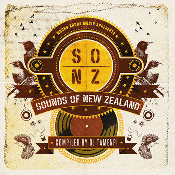 Various - Sounds Of New Zealand (Compiled By DJ Tamenpi)
