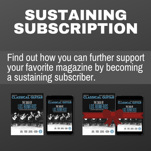 SUSTAINING SUBSCRIPTION