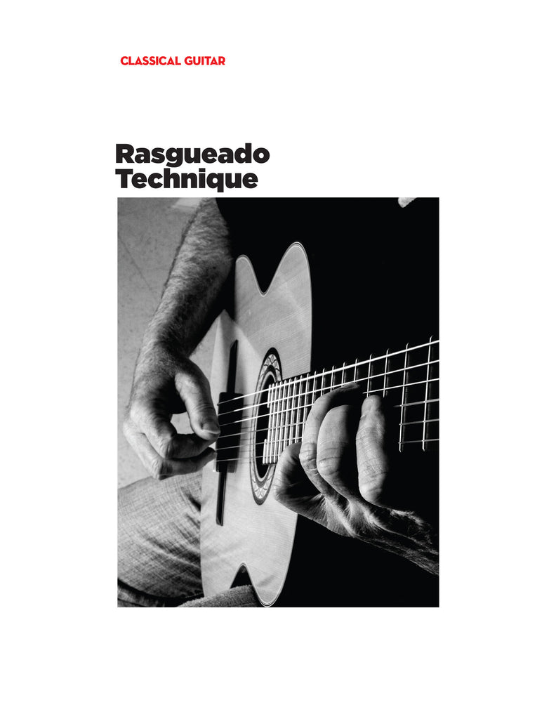 Rasgueado Technique