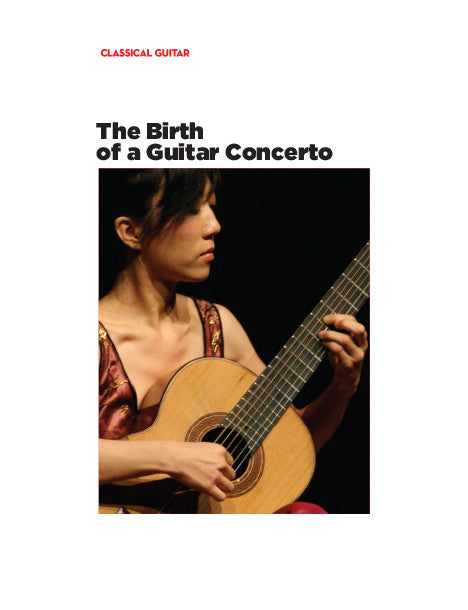 The Birth of a Guitar Concerto