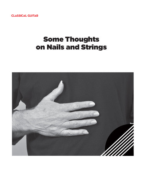 Some Thoughts on Nails and Strings