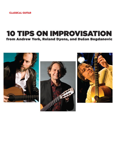 10 Tips on Improvisation