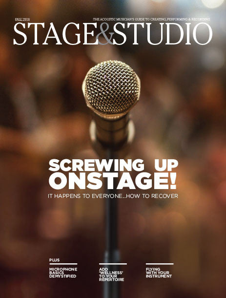 Stage & Studio Fall 2016 Digital Magazine
