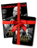 Classical Guitar Magazine Gift Subscription