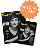 Classical Guitar Magazine Subscription - $17 Special