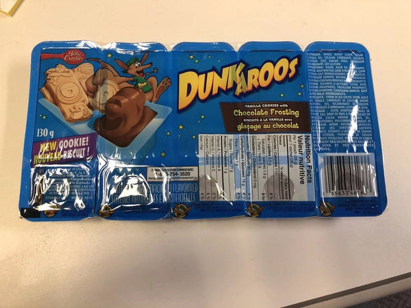 Dunkaroos Chocolate Frosting 5 pack (USA ONLY)