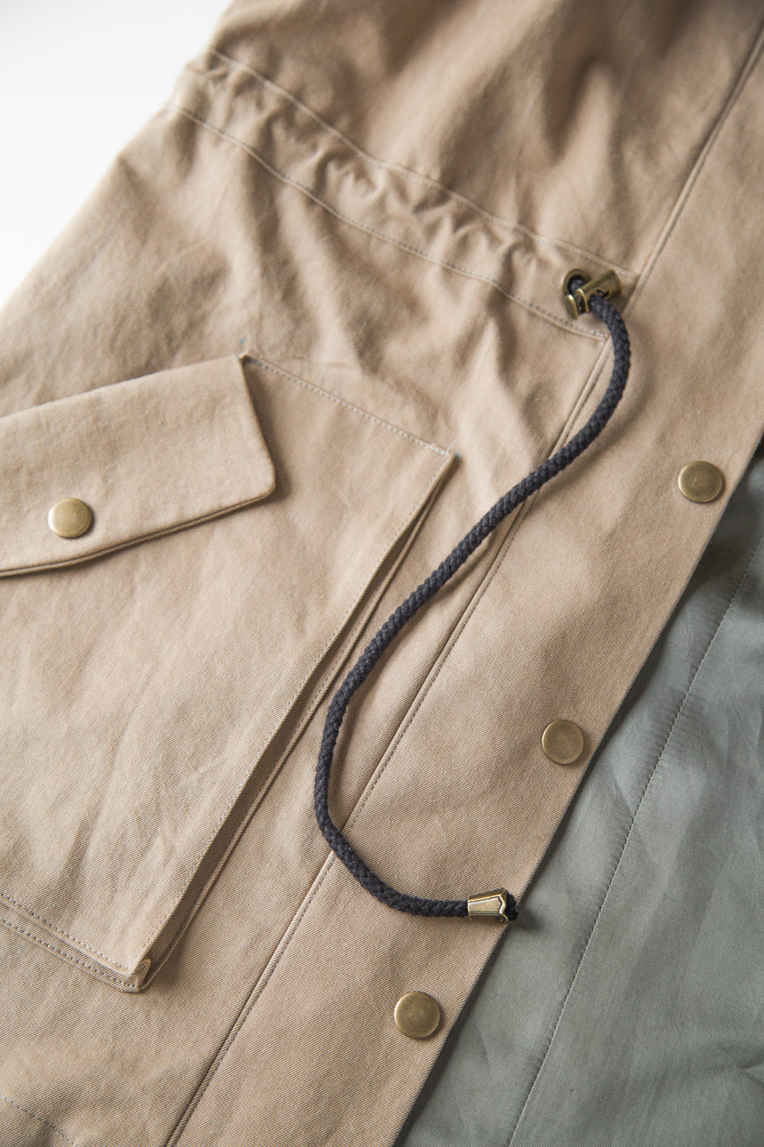 Kelly Anorak Hardware kit // Spring snap buttons, grommets + setting tools // Closet Core Patterns