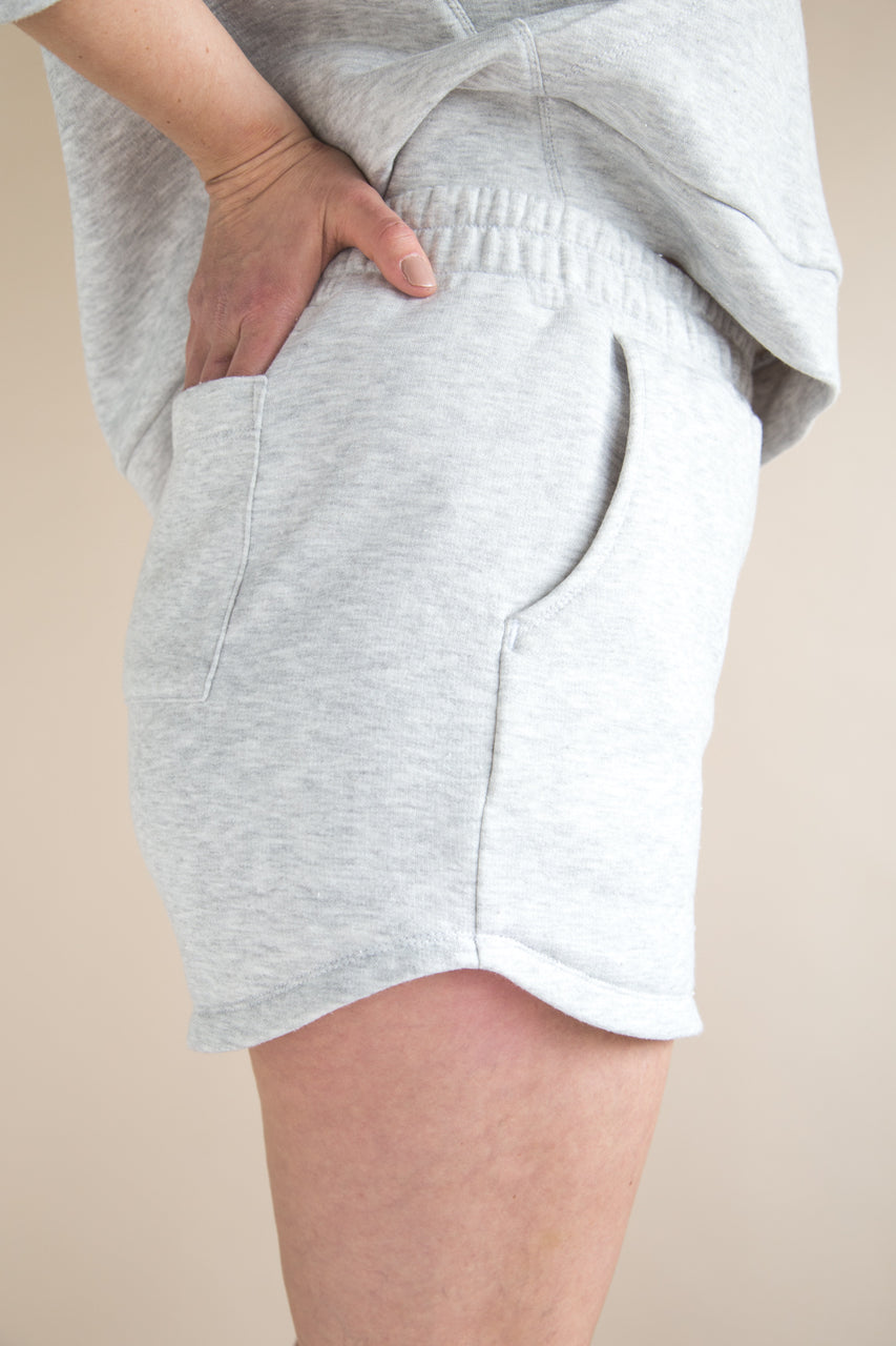 Plateau Joggers Pattern | Jogging Pants and shorts pattern | by Closet Core Patterns