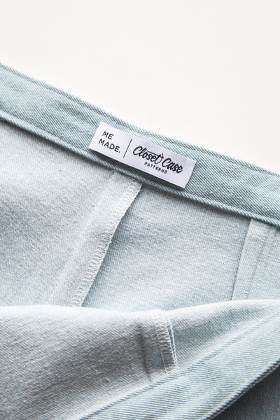 Me-Made Garment Labels