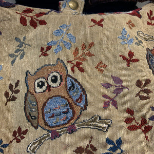 Travel Owl Bag
