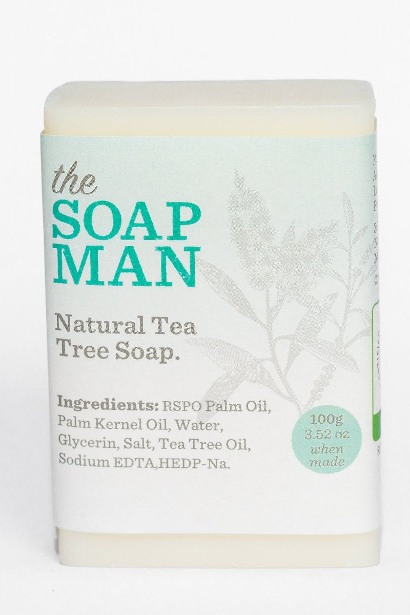 Natural Tea Tree Soap