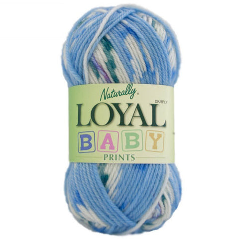NATURALLY LOYAL BABY PRINTS DK