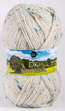DY CHOICE DK WITH WOOL FLECKED