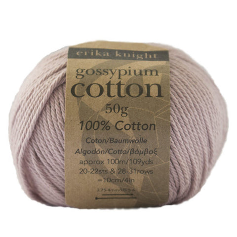ERIKA KNIGHT GOSSYPIUM COTTON 8PLY